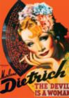 Marlene Dietrich Vintage Poster - 1000pc Jigsaw Puzzle by D-Toys