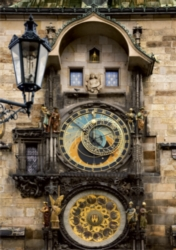 D-Toys Prague Clock Jigsaw Puzzle