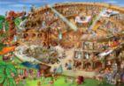 Roman Amphitheatre - 1000pc Jigsaw Puzzle by D-Toys