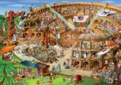 D-Toys Roman Amphitheatre Jigsaw Puzzle