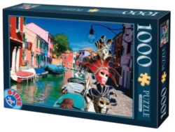 D-Toys Burano Jigsaw Puzzle