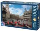 Brussels - 1000pc Jigsaw Puzzle by D-Toys