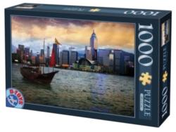 D-Toys Hong Kong Jigsaw Puzzle