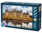 Chateau de Chambord - 1000pc Jigsaw Puzzle by D-Toys