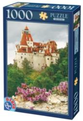 D-Toys Bran Castle Portrait Jigsaw Puzzle