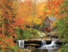 Old Grist Mill - 1000pc Jigsaw Puzzle by White Mountain