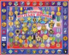 Military Honors - 1000pc Jigsaw Puzzle by White Mountain