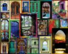 Doors of the World - 550pc Jigsaw Puzzle By White Mountain