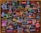 Neon Signs - 1000pc Jigsaw Puzzle by White Mountain