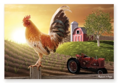Melissa & Doug Sunrise Farm Jigsaw Puzzle