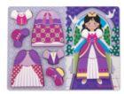 Princess Dress-Up - Chunky Wood Puzzle By Melissa & Doug