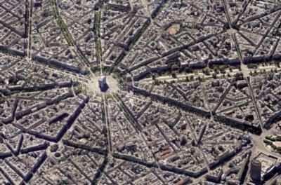 Piatnik Skyview: Paris Jigsaw Puzzle