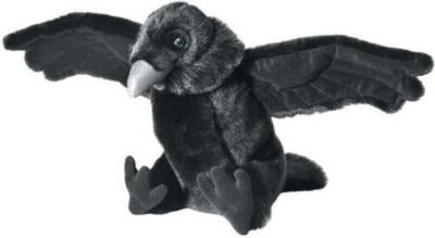 """Raven - 12"""" Raven By Wild Republic"""