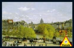 Piatnik Monet: Louvre Jigsaw Puzzle