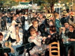 Piatnik Renoir: Moulin Jigsaw Puzzle