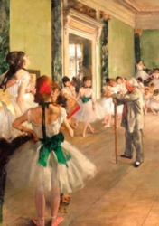 Piatnik Degas: Dance Master Jigsaw Puzzle