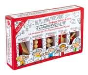 Professor Puzzle 5X Wooden Puzzle Set