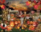 Jack O Lantern - 1000pc Jigsaw Puzzle by White Mountain