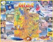 White Mountain Utah 1000-piece Jigsaw Puzzle