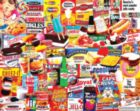 Things I Ate as a Kid - 1000pc Jigsaw Puzzle by White Mountain