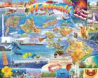 Hawaii - 1000pc Jigsaw Puzzle by White Mountain