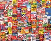 White Mountain Wacky Packs 1000-piece Jigsaw Puzzle