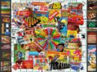 Favorite Games - 300pc Jigsaw Puzzle by White Mountain