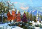 Holiday Lights by Dominic Davison - 1000pc Jigsaw Puzzle by Eurographics
