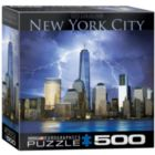 New York World Trade Center (Small Box) - 500pc Jigsaw Puzzle by Eurographics