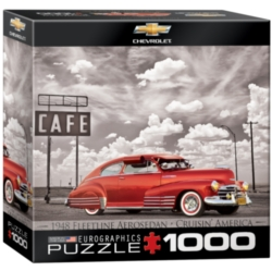 Eurographics 1948 Chevrolet Fleetline Aerosedan (Small Box) Jigsaw Puzzle