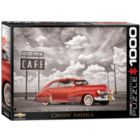 1948 Chevrolet Fleetline Aerosedan - 1000pc Jigsaw Puzzle by Eurographics