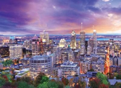 Eurographics Montreal Jigsaw Puzzle