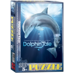 Eurographics Dolphin Tale 100 Jigsaw Puzzle