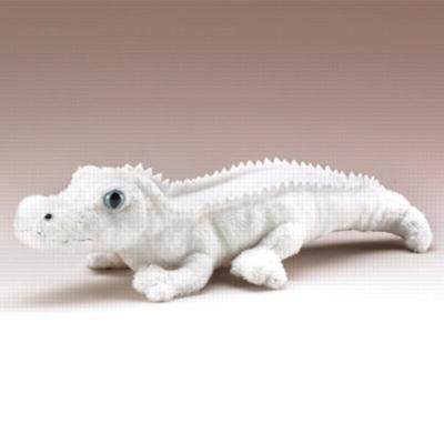 White Alligator - 11' Alligator by Wildlife Artists