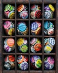 Springbok Colorful Caps Jigsaw Puzzle