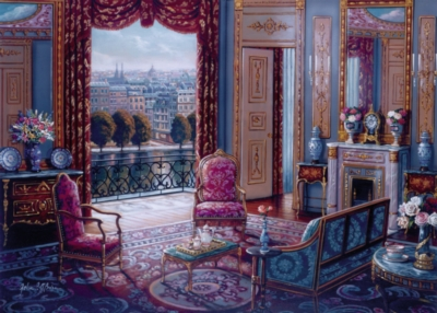 Ravensburger The Sitting Room Jigsaw Puzzle