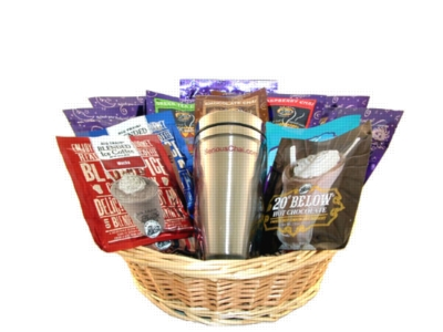 SeriousChai.com Gift Basket (Large)