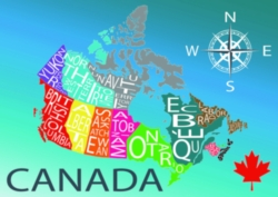 Ravensburger Colourful Canada Jigsaw Puzzle