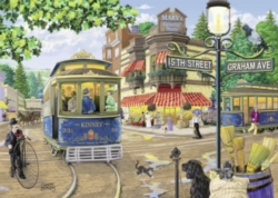 Ravensburger Mary's General Store Large Format Jigsaw Puzzle