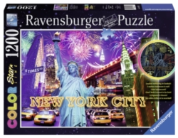 Ravensburger Colorful New York Jigsaw Puzzle