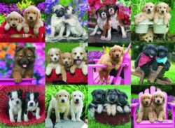 Ravensburger Puppy Pals Jigsaw Puzzle