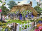 Cottage in England - 1500pc Jigsaw Puzzle by Ravensburger