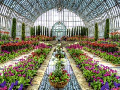 Ravensburger Atrium Garden Jigsaw Puzzle