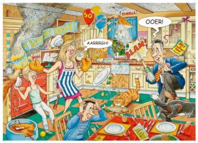Ravensburger The Birthday Jigsaw Puzzle