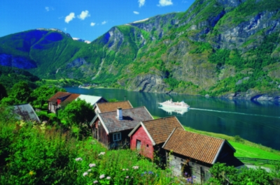 Ravensburger Sognefjord, Norway Jigsaw Puzzle