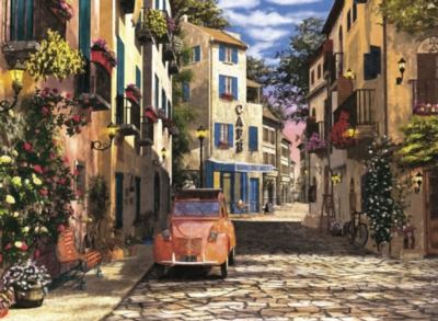 Ravensburger In the Heart of Southern France Jigsaw Puzzle