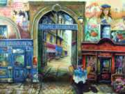 Ravensburger Passage to Paris Jigsaw Puzzle