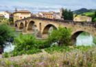 Puente la Reina, Spain - 1000pc Jigsaw Puzzle by Ravensburger