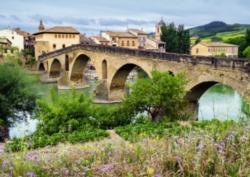 Ravensburger Puente la Reina, Spain Jigsaw Puzzle