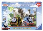 Thomas & Friends: King of the Railway - 100pc Jigsaw Puzzle by Ravensburger